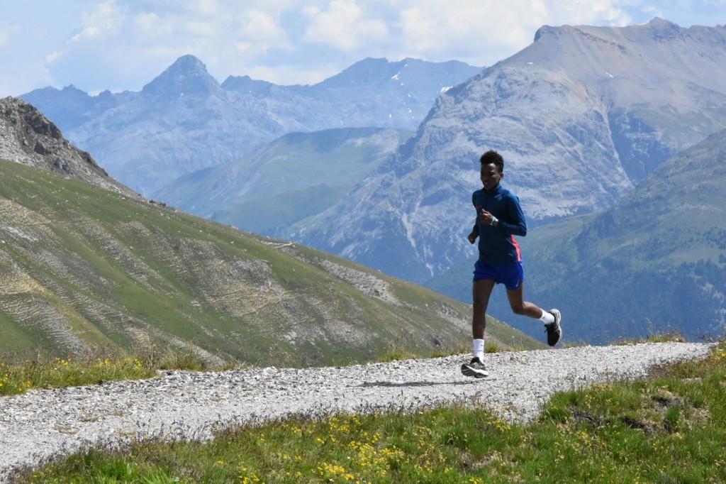 Trainingslager St. Moritz 2021