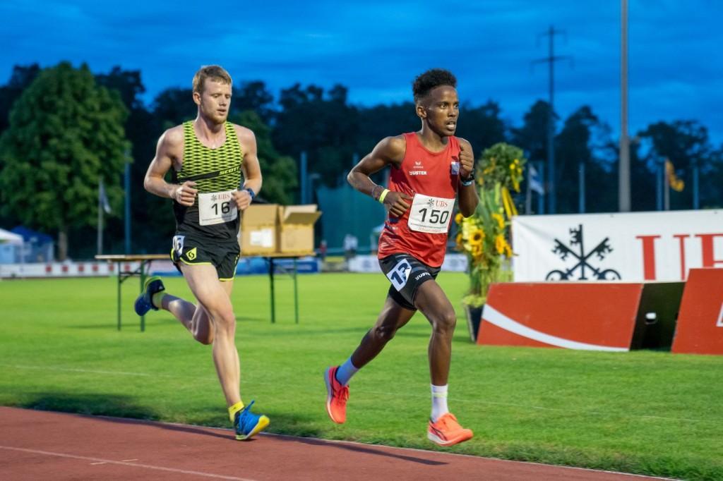 SM U20 5000m 2020 - Frauenfeld