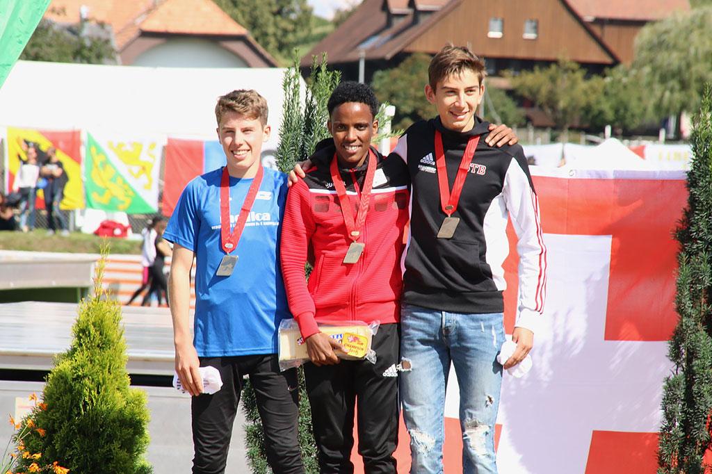 SM U18 Düdingen 2019